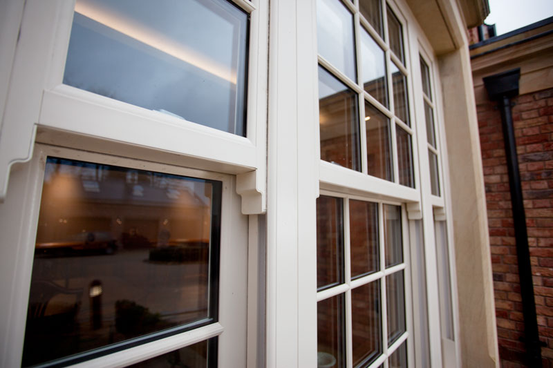 New Replacement Window Installation from 21st Century Conservatories & Fascias