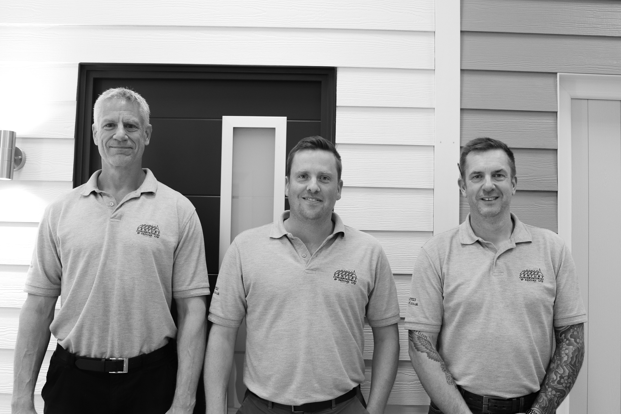 Meet the directors of 21st Century, Ian, James and Dave.