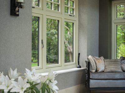 Heritage window design by 21st Century.