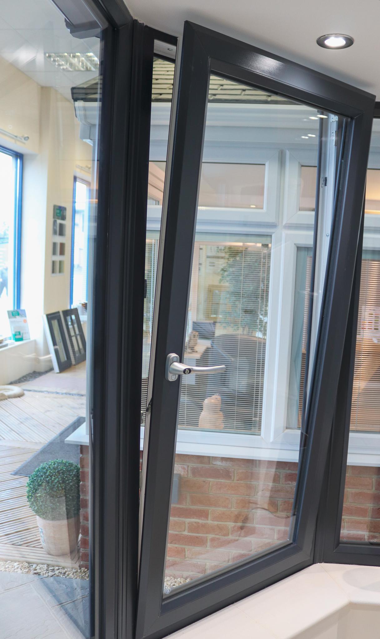 Image of practical window installation.