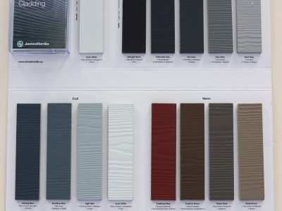 Colour options for your designs.