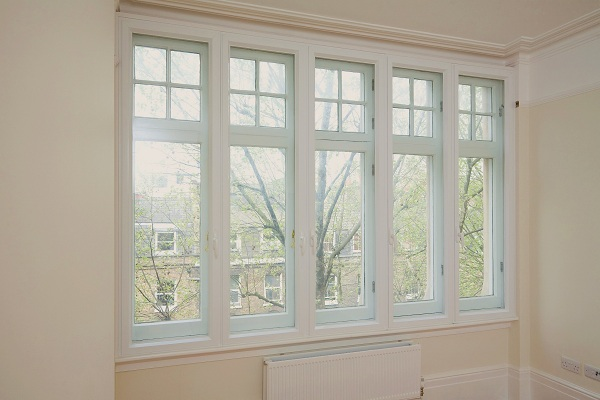Image of secondary glazing design in Salisbury.